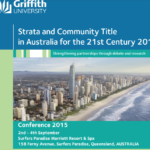 Strata Title Conference 2015 explores defects.